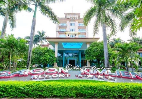 Du lịch biển Cửa Lò nên ở khách sạn nào? Khách sạn, resort ven biển Cửa Lò tiện nghi, chất lượng tốt