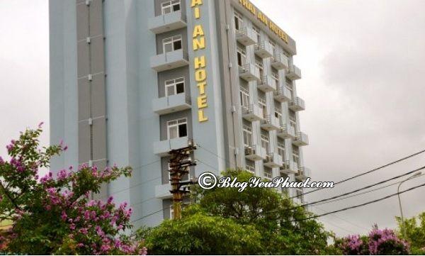 Khách sạn bình dân, giá rẻ ven biển Cửa Lò chất lượng, sạch sẽ nên ở: Nên đặt phòng khách sạn nào khi du lịch biển Cửa Lò?