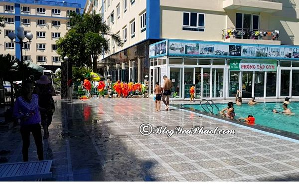 Khách sạn bình dân, giá rẻ ven biển Hải Tiến chất lượng tốt nên ở: Biển Hải Tiết có khách sạn nào đẹp, giá tốt?