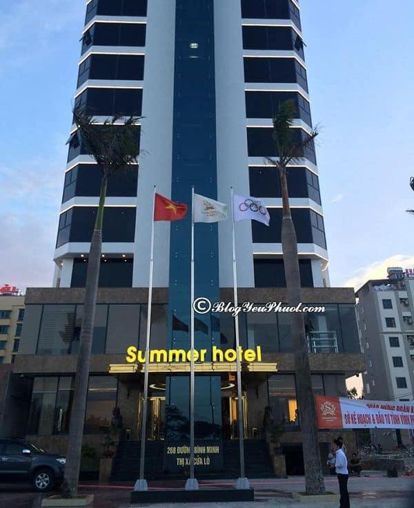 Khách sạn cao cấp, view đẹp, tiện nghi ven biển Cửa Lò: Nên ở khách sạn nào khi du lịch Cửa Lò chất lượng, giá tốt?