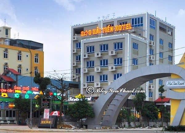 Khách sạn, resort đẹp, tiện nghi, sạch sẽ ven biển Hải Tiến chất lượng tốt nhất: Nên ở khách sạn nào khi du lịch biển Hải Tiến?