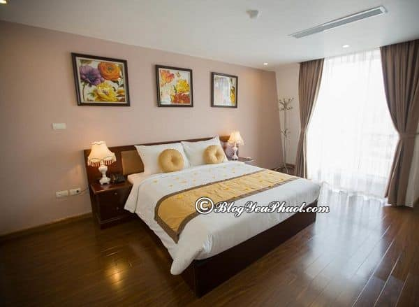 Khách sạn sạch sẽ, tiện nghi ở Lạng Sơn chất lượng tốt: Du lịch Lạng Sơn nên ở khách sạn nào?