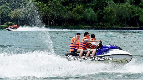 Kinh nghiệm đi chơi ở khu du lịch Suối Mơ, Đồng Nai: Trò vui chơi, giải trí hấp dẫn ở khu du lịch Suối Mơ, Đồng Nai
