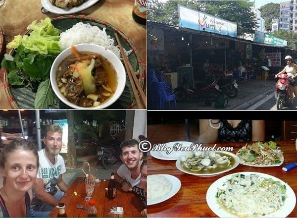 Nên ăn ở đâu khi du lịch đảo Cát Bà? Địa chỉ nhà hàng, quán ăn ngon ở đảo Cát Bà