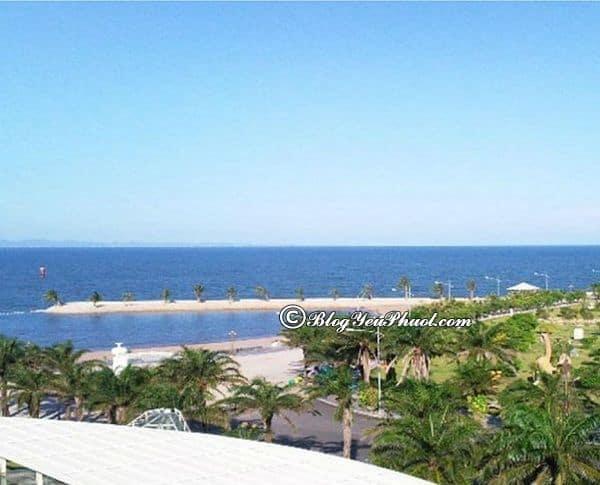 Nên ở đâu, khách sạn nào khi du lịch Đồ Sơn, Hải Phòng? Những khách sạn tiện nghi, chất lượng ven biển Đồ Sơn, Hải Phòng