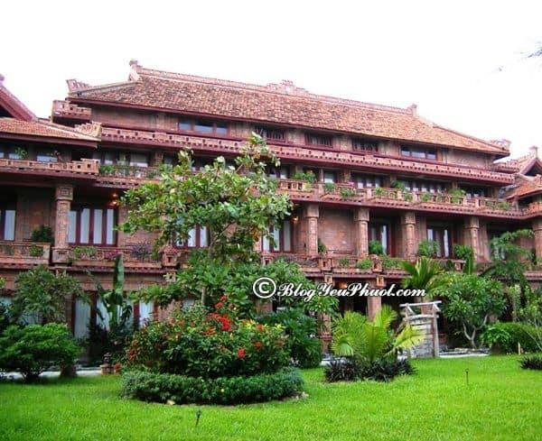 Nên ở khách sạn nào khi du lịch biển Sầm Sơn: Khách sạn ở biển Sầm Sơn tiện nghi, chất lượng cao, view đẹp