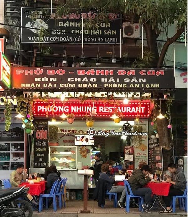Nhà hàng, quán ăn ngon, giá rẻ trên đảo Cát Bà: Đảo Cát Bà có quán ăn nào ngon, nổi tiếng?