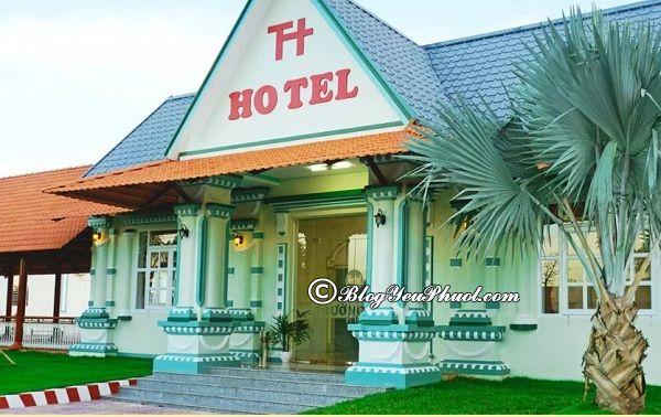 Phòng nghỉ của khách sạn ở khu du lịch Trường Huy, Vĩnh Long đẹp, tiện nghi: Giá phòng khách sạn của khu du lịch Trường Huy, Vĩnh Long như thế nào?