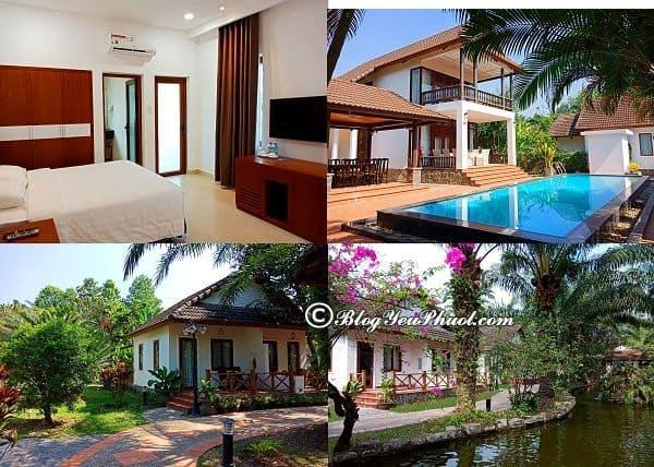 Phòng nghỉ, khách sạn ở khu du lịch Vườn Xoài, Đồng Nai: Khu du lịch Vườn Xoài, Đồng Nai có phòng nghỉ không?