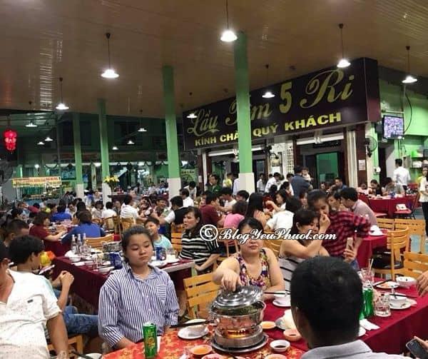 Biên Hòa có quán ăn nào ngon, giá bình dân? Địa chỉ ăn uống ngon, bổ, rẻ ở Biên Hòa, Đồng Nai