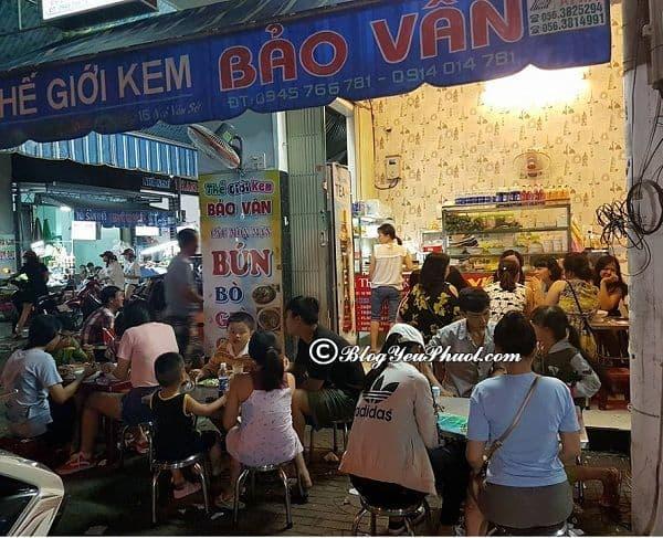 Địa chỉ ăn vặt ngon, bổ, rẻ ở Quy Nhơn, Bình Định: Ăn vặt ở đâu Quy Nhơn ngon, nổi tiếng nhất?