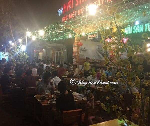 Địa chỉ nhà hàng, quán ăn ngon, nổi tiếng ở Cà Mau: Ăn đặc sản Cà Mau ở đâu ngon?