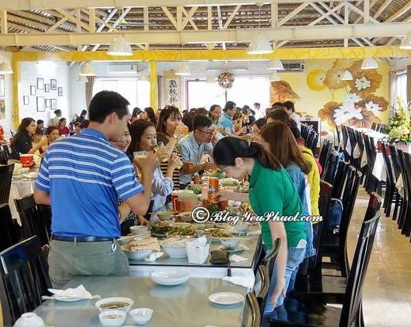 Địa chỉ nhà hàng, quán ăn ngon, nổi tiếng ở Ninh Bình: Nên ăn ở đâu khi du lịch Ninh Bình?
