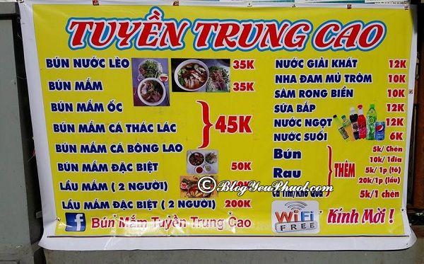 Địa chỉ quán ăn ngon, giá bình dân nổi tiếng ở Biên Hòa: Quán ăn nào ngon ở Biên Hòa?