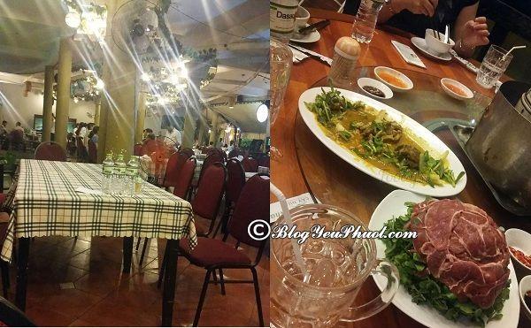 Địa chỉ quán ăn ngon, giá rẻ ở Biên Hòa: Nên ăn ở đâu khi du lịch Biên Hòa?