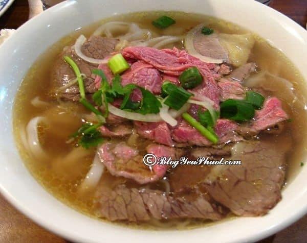 Địa chỉ quán ăn ngon, nổi tiếng, đông khách ở Quy Nhơn: Nên ăn ở đâu khi du lịch Quy Nhơn?