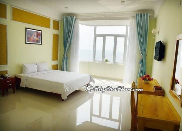 Khách sạn giá rẻ, sạch sẽ, vị trí đẹp ở Quy Nhơn: Nên ở khách sạn nào khi du lịch Quy Nhơn?