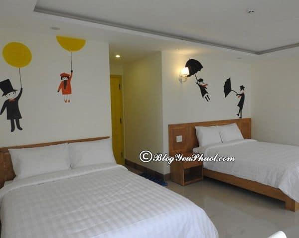 Khách sạn nào đẹp, tiện nghi, giá rẻ ở Quy Nhơn: Nên ở khách sạn nào khi du lịch Quy Nhơn giá bình dân, vị trí thuận lợi?