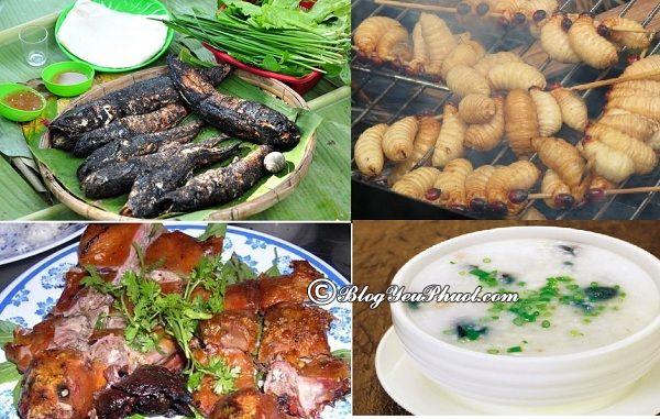 Món ăn đặc sản truyền thống nổi tiếng ở Cà Mau: Du lịch Cà Mau nên ăn món gì?
