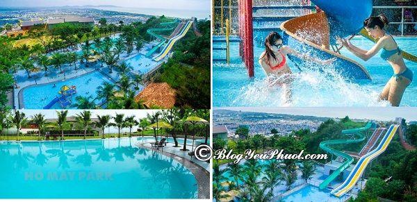 Nên chơi gì ở khu du lịch Hồ Mây, Vũng Tàu: Kinh nghiệm đi tham quan, vui chơi, ăn uống ở khu du lịch Hồ Mây, Vũng Tàu