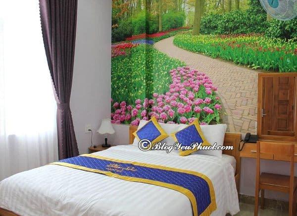 Nên ở khách sạn nào khi du lịch Quy Nhơn giá bình dân, sạch sẽ? Khách sạn ở Quy Nhơn giá rẻ, vị trí thuận lợi, tiện nghi