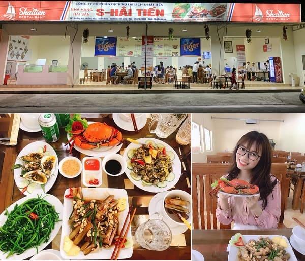 Du lịch Hải Tiến nên ăn hải sản ở đâu ngon rẻ?