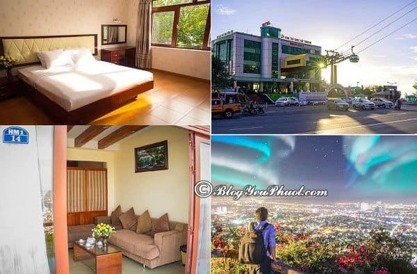 Phòng khách sạn, resort ở khu du lịch Hồ Mây, Vũng Tàu: Giá phòng của khách sạn, resort trong khu du lịch Hồ Mây, Vũng Tàu