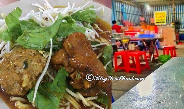 Quán ăn đặc sản ngon, giá bình dân ở Cà Mau: Cà Mau có quán ăn nào ngon, giá rẻ?