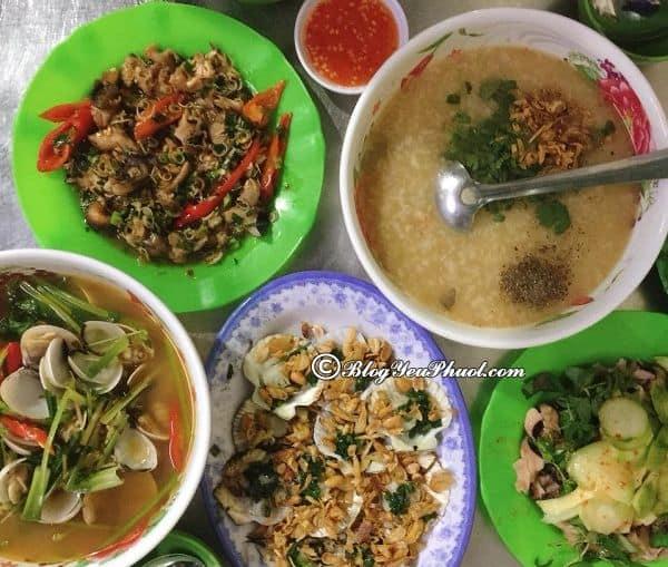 Quán ăn nào ngon, nổi tiếng, giá bình dân ở Quy Nhơn: Địa chỉ ăn uống ngon, giá rẻ ở Quy Nhơn
