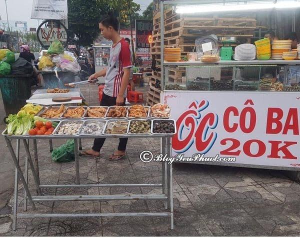 Quán ăn vặt ngon, bổ, rẻ ở Cà Mau: Cà Mau có quán ăn nào ngon, nổi tiếng, giá bình dân?