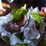 Cách làm thịt nướng ống bô cho dân phượt