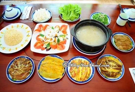 Quán ăn nổi tiếng Cao Bằng: Du lịch Cao Bằng nên ăn ở đâu?