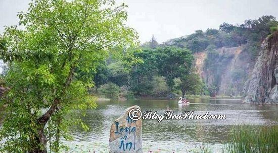 Khu du lịch Bửu Long - điểm đến ưa thích tại Đồng Nai