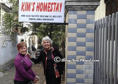 Homestay đẹp, giá rẻ và gần trung tâm Huế