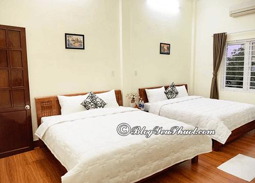 Homestay giá rẻ ở Huế: Homestay nào ở Huế đẹp, vị trí thuận lợi, tiện nghi, sạch sẽ?