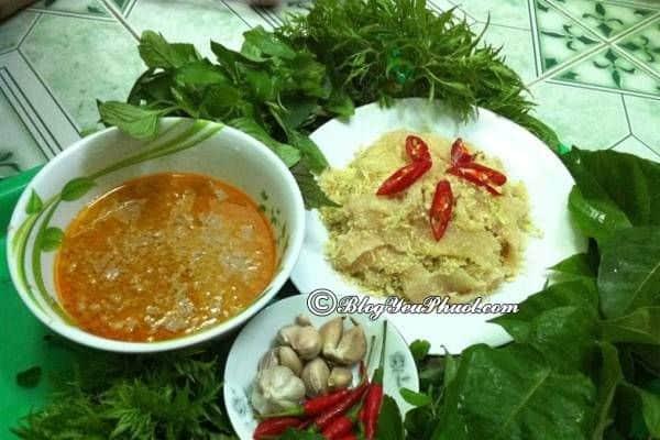 Các món ăn đặc sản Đồng Nai nên thưởng thức: Nên ăn món gì khi du lịch Đồng Nai & ăn ở đâu ngon?