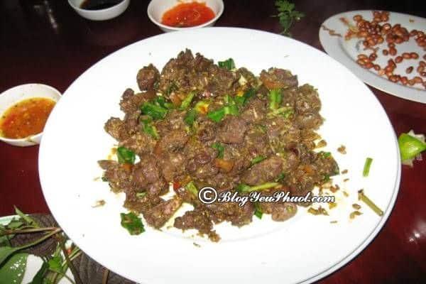 Các món ăn đặc sản Đồng Nai: Nên ăn món gì khi du lịch Đồng Nai?