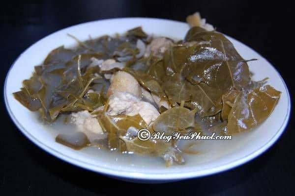 Những món ăn nổi tiếng khi du lịch Đồng Nai: Đặc sản ngon, hấp dẫn ở Đồng Nai