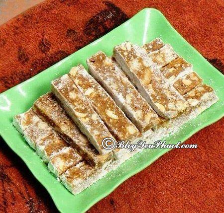 Bánh chè lam/ đi Cao Bằng nên mua gì làm quà? Đặc sản nổi tiếng Cao Bằng nên mua về làm quà