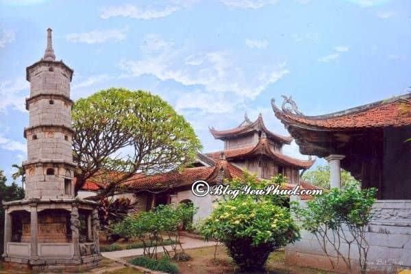 Những đền, chùa nổi tiếng nên ghé thăm ở Bắc Ninh: Địa điểm du lịch nổi tiếng ở Bắc Ninh