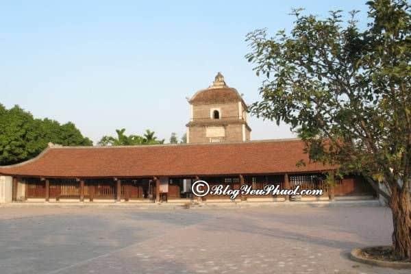 Phượt Bắc Ninh 1 ngày nên đi đâu chơi? Địa điểm du lịch nổi tiếng ở Bắc Ninh