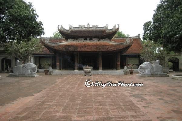 Đi đâu chơi gì ở Bắc Ninh? Địa điểm tham quan, vui chơi hấp dẫn ở Bắc Ninh
