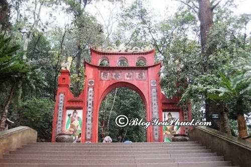 Phượt Phú Thọ nên đi đâu, chơi gì? Địa điểm tham quan nổi tiếng ở Phú Thọ