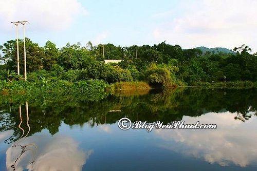 Phượt Phú Thọ nên đi đâu, chơi gì? Danh lam cảnh đẹp ở Phú Thọ
