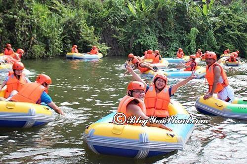 Những trò chơi, dịch vụ hấp dẫn ở Hòa Phú Thành: Hướng dẫn đường đi, tham quan, vui chơi, ăn uống khi du lịch Hòa Phú Thành
