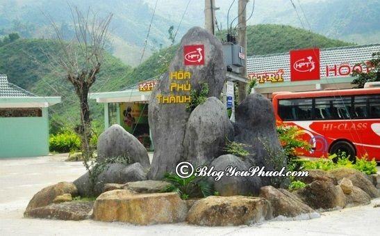 Giá vé vào Hòa Phú Thành, Đà Nẵng: Kinh nghiệm đi tham quan, vui chơi, ăn uống khi du lịch thác Hòa Phú Thành, Đồng Nai