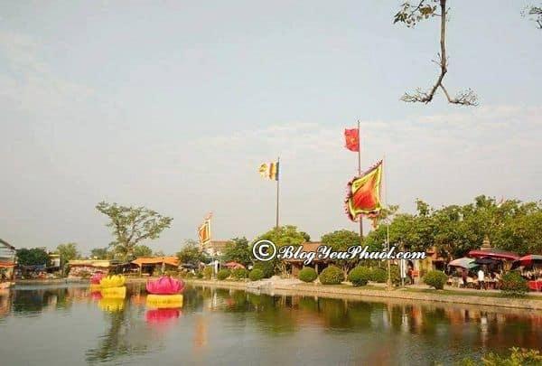 Danh lam thắng cảnh đẹp, nổi tiếng ở Thái Bình: Nên đi đâu chơi, tham quan khi du lịch Thái Bình?