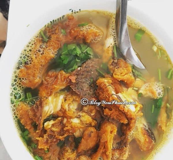 Địa chỉ nhà hàng, quán ăn ngon, bổ, rẻ ở Thái Bình: Du lịch Thái Bình nên ăn ở đâu?