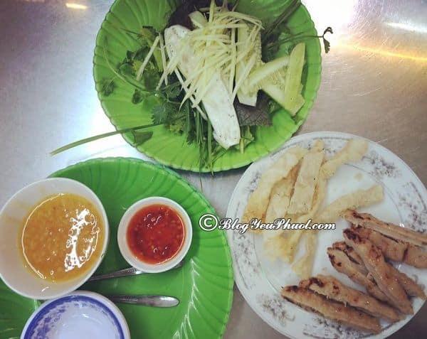 Địa chỉ quán ăn ngon, giá bình dân ở Tuy Hòa: Du lịch Tuy Hòa nên ăn ở đâu ngon, bổ, rẻ?