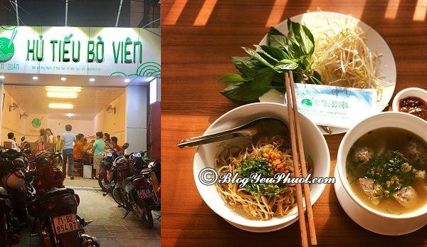 Địa chỉ quán ăn ngon, nổi tiếng ở Bến Tre: Du lịch Bến Tre ăn ở đâu ngon, giá rẻ?